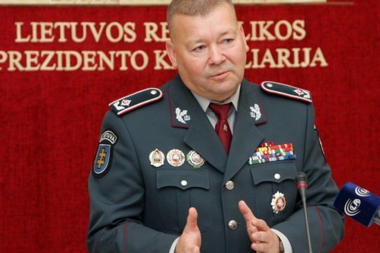V.Grigaravičius.<br>T.Bauro nuotrauka iš archyvo