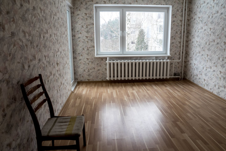 Prieštaraujama užmačioms buvusiame bendrabutyje įrengti 38 socialinius būstus.<br>V.Ščiavinsko asociatyvi nuotr.