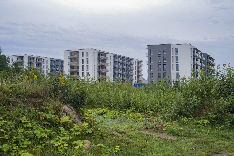 """""""Ober-Haus"""" Lietuvos butų kainų indekso (OHBI), fiksuojančio butų kainų pokyčius penkiuose didžiausiuose Lietuvos miestuose (Vilniuje, Kaune, Klaipėdoje, Šiauliuose ir Panevėžyje), 2020 metų rugsėjo mėnesio reikšmė išaugo 0,3 proc. (2020 metų rugpjūtį buvo fiksuojamas 0,1 proc. augimas).<br>V.Ščiavinsko nuotr."""