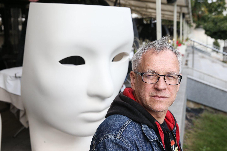 A.Šlepikas pelnė Jotvingių premiją.<br>R.Danisevičiaus nuotr.