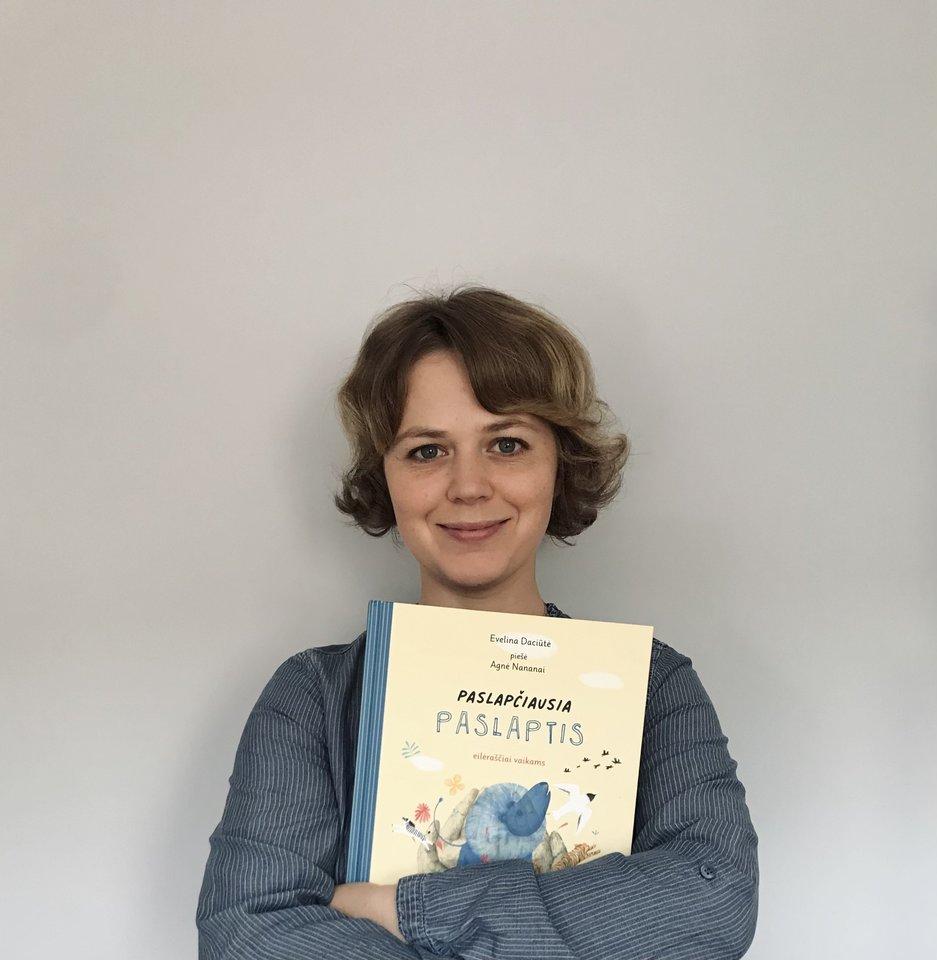 Knygai iliustracijas sukūrė dailininkė Agnė Nananai.<br>Asmeninio archyvo nuotr.