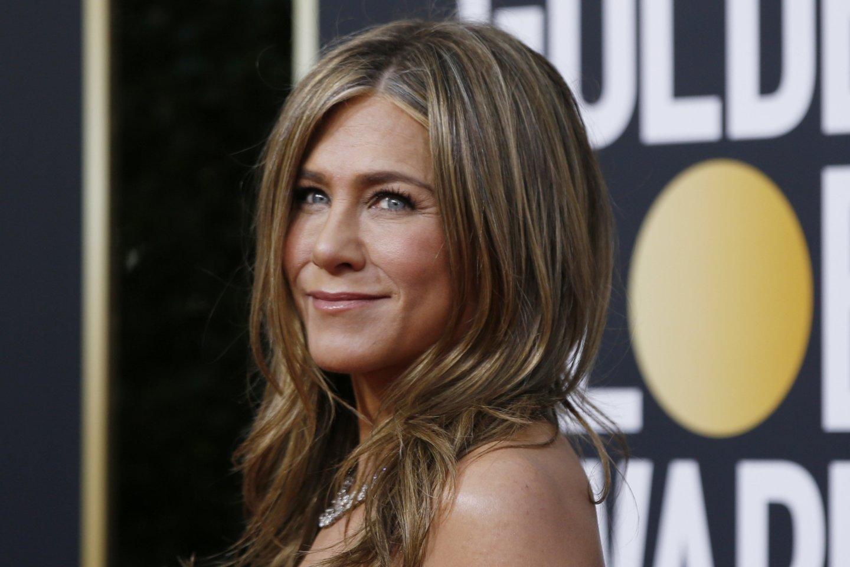 Jennifer Aniston.<br>Scanpix/RS nuotr.