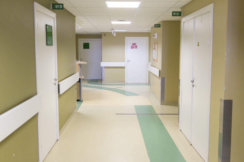 respublikinė Vilniaus universitetinė ligoninė lazdynų ligoninė ligoninės maistas maitinimas ligoninė<br>T.Bauro nuotr.