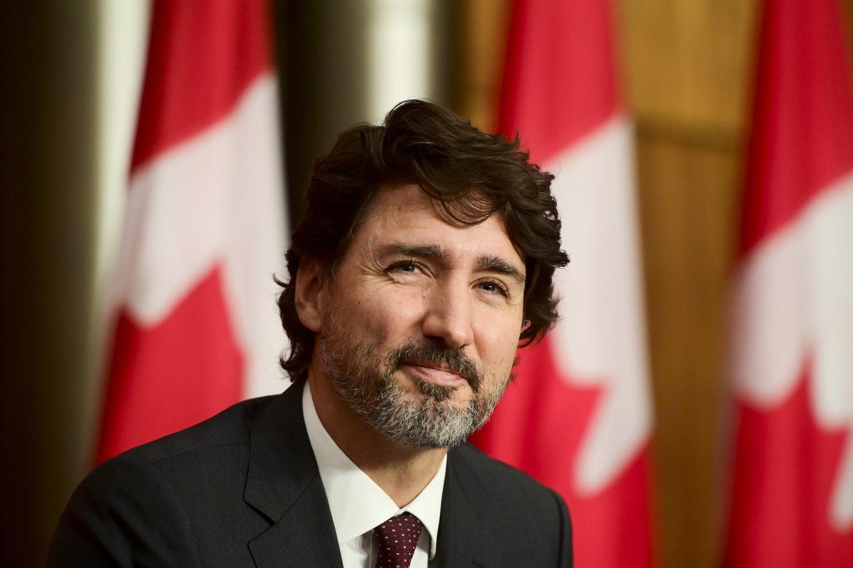 J. Trudeau.<br>AP/Scanpix nuotr.