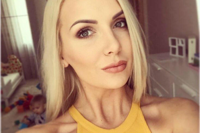 Monika Kvietkutė.<br>Soc. tinklo nuotr.