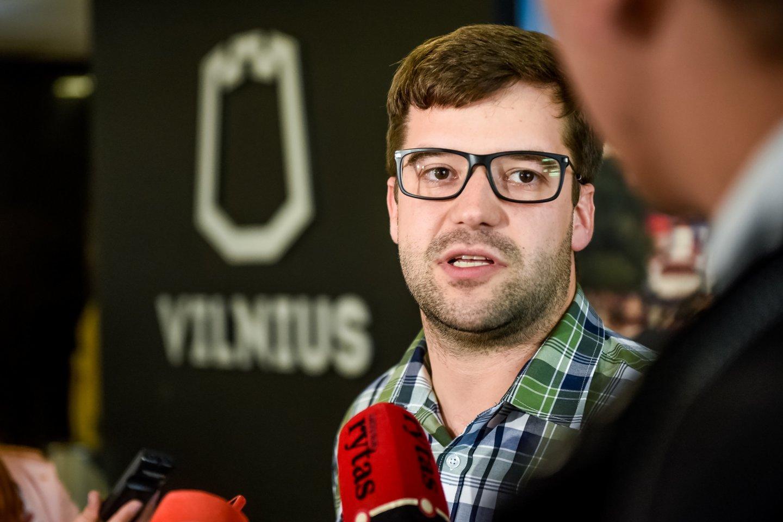 Povilas Poderskis.<br>D.Umbraso nuotr.