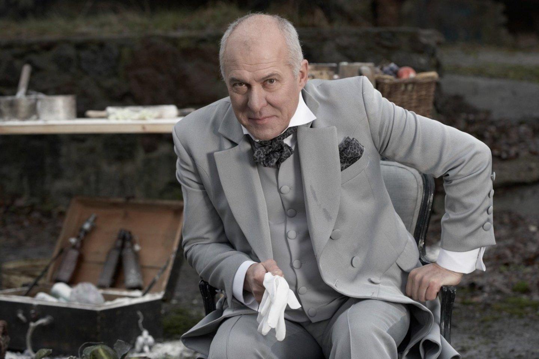 Žymiausias Lietuvos operos bosas – Vladimiras Prudnikovas.<br>Organizatorių nuotr.