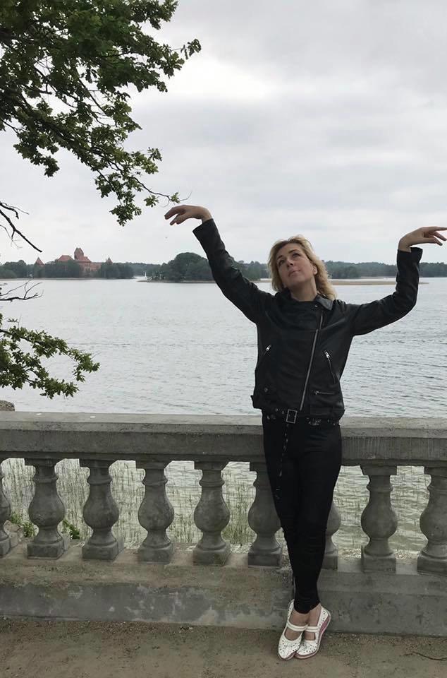 N.Čepaitė-Goldberg, 2019 m.<br>Asmeninio archyvo nuotr.