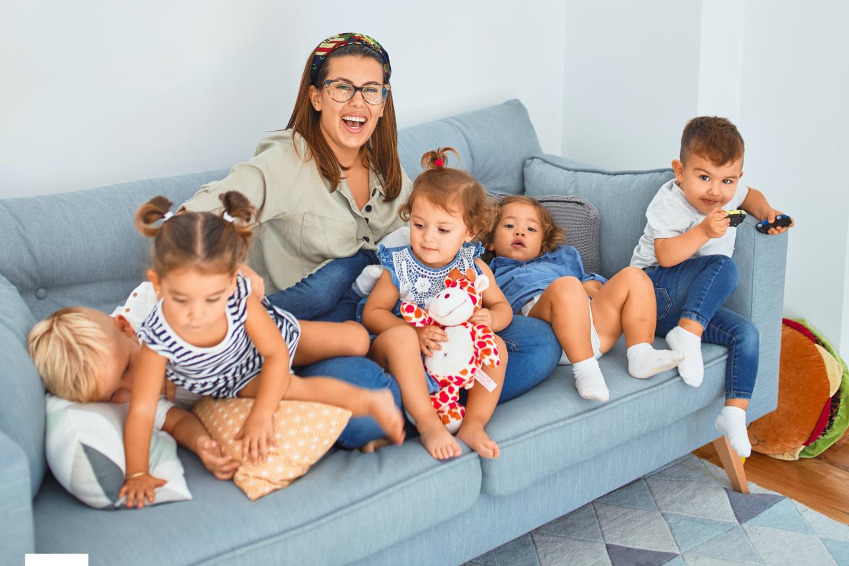 """Tėvai vaikų rietenų gali išvengti nukreipdami dėmesį į save.<br>""""Unsplash"""" nuotr."""