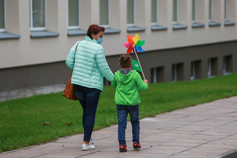 Iki lapkričio 9 d. vaikai būrelius lankys nuotoliniu būdu.<br>G.Bitvinsko nuotr.