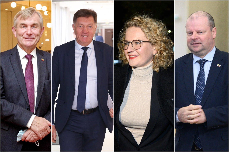 2020-ųjų Seimo rinkimai baigėsi – po antrojo turo sekmadienį 20 val. duris užvėrė balsavimo punktai 68 vienmandatėse apygardose.<br>Lrytas.lt montažas