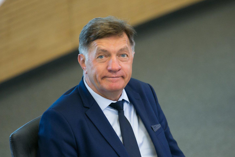 Algirdas Butkevičius<br>T.Bauro nuotr.