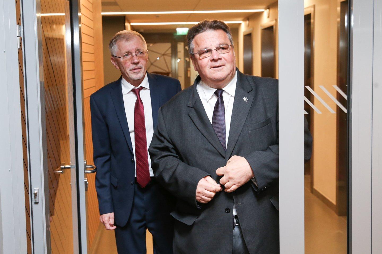 58 – tiek dabartinių Seimo narių jau už mėnesio teks atsisveikinti su šalies parlamento koridoriais – rinkėjų sprendimų, jie nebuvo perrinkti darsyk.<br>R.Danisevičiaus nuotr.