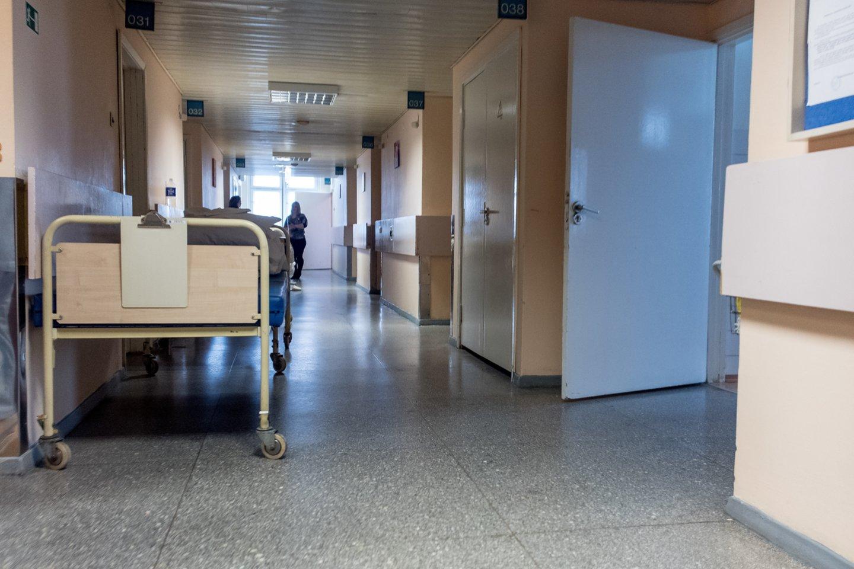 Respublikinė Vilniaus universitetinė ligoninė.<br>V.Ščiavinsko nuotr.