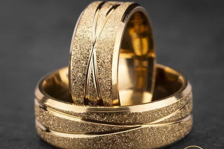 """Išskirtiniai žiedai.<br>""""Dotė juvelyrika"""" nuotr."""