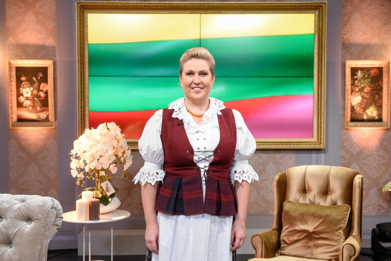 Laima Tamulytė-Stončė su vyru Gediminu sulaukė pirmagimės.<br>D.Umbraso nuotr.