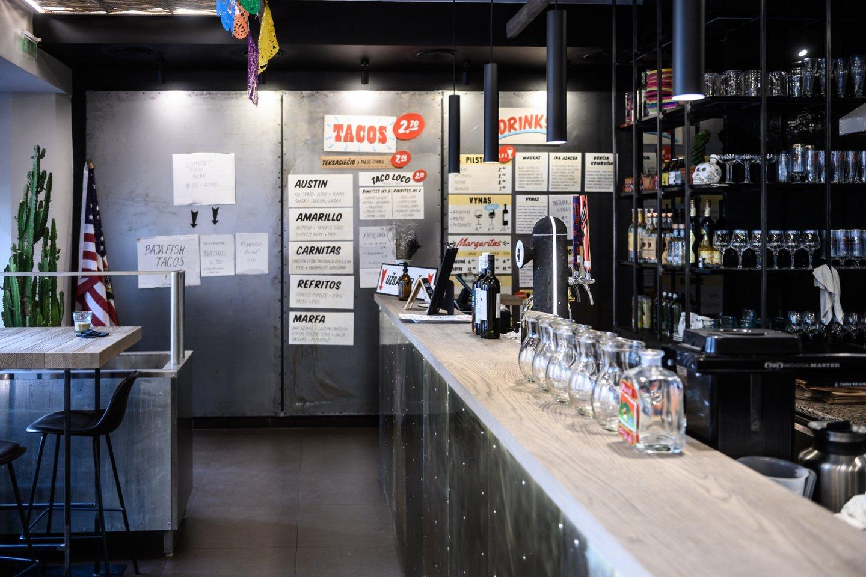 Kulinarinių idėjų savo restoranui Vilniuje L.Silenas-Pudžiuvelienė pasisėmė ir keliaudama po įvairias pasaulio šalis.<br>V.Skaraičio nuotr.