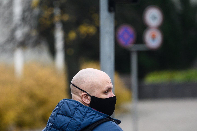 Koronavirusas Lietuvoje.<br>V.Skaraičio nuotr.