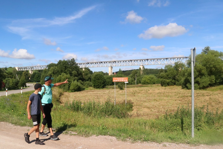 Geriau pažinti Lietuvą kvies du nauji pėsčiųjų takai.<br>Pranešimo spaudai nuotr.