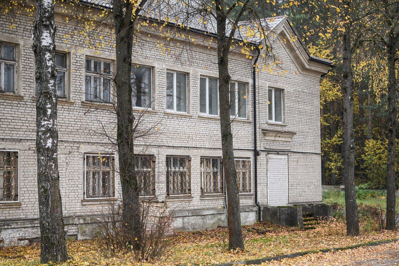 """""""Lietuvos rytas"""" nuvyko į vieną didžiausių logistikos įmonių """"Ferogamą"""", kuri priklausė R.Karpavičiui ir kurios pastatus siūloma pirkti už 5 milijonus eurų.<br>V.Skaraičio nuotr."""