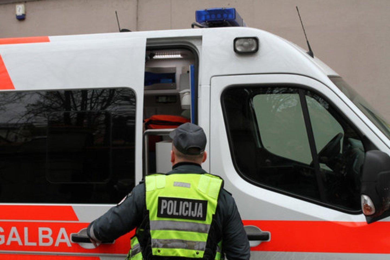 Kupiškio rajone piktadarys šliūkštelėjo ant aukos degaus skysčio, apdegė kūnas.<br>A.Vaitkevičiaus asociatyvioji nuotr.