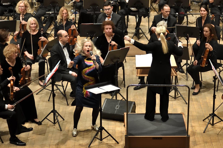 """Spalio 30 d. """"Gaidos"""" festivalio koncertas Kongresų rūmuose."""