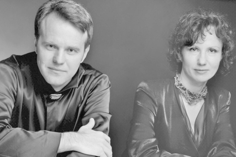 R.Rikterės ir Z.Ibelhaupto fortepijonų duetas.<br>Organizatorių nuotr.