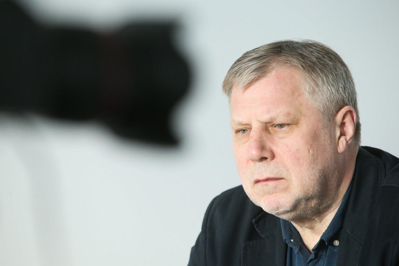 F.Latėnas.<br>R.Danisevičiaus nuotr.