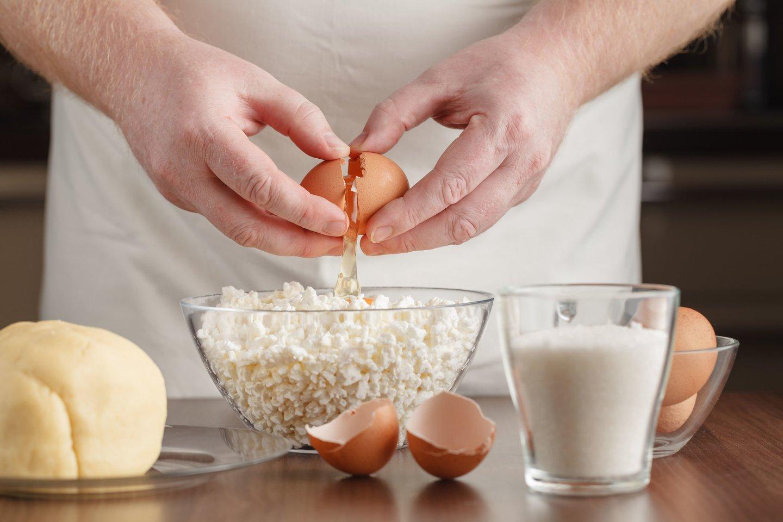Kepimas ir konditerija, skirtingai nei kiti maisto ruošimo būdai – tikrų tikriausias mokslas.<br>123rf nuotr.