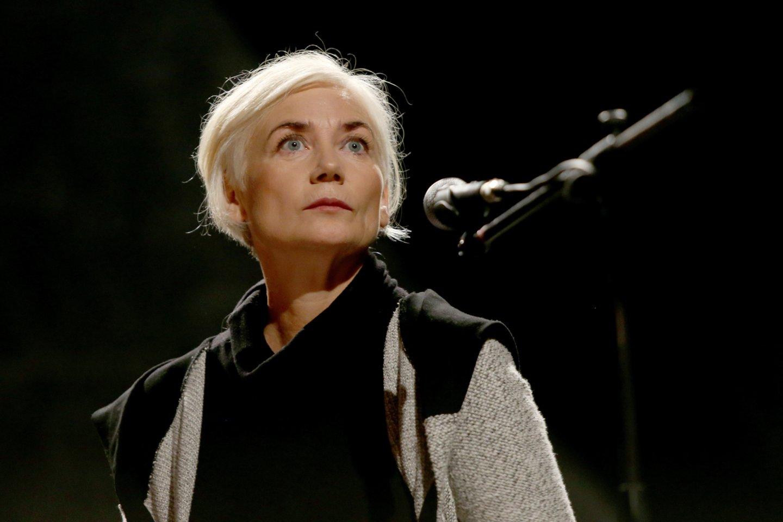 Ilona Balsytė<br>R.Danisevičiaus nuotr.