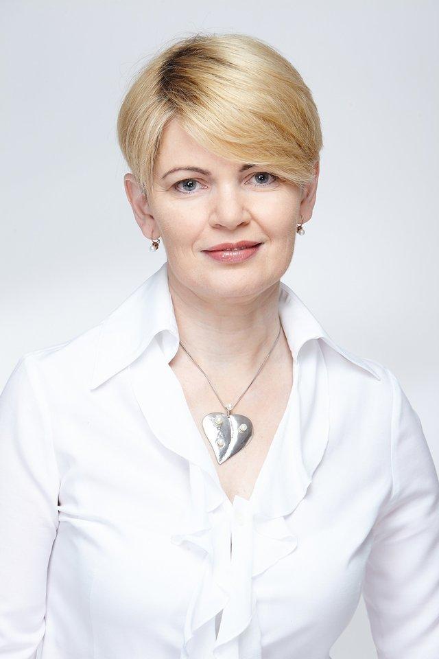 Lietuvos kardiologų draugijos prezidentė profesorė Jelena Čelutkienė.