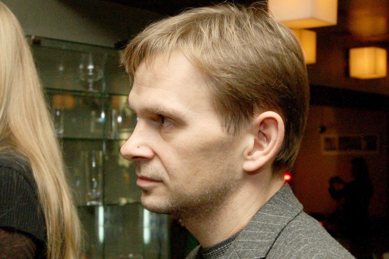 R.Celencevičius portalo vyr. redaktoriumi dirbo trejus su puse metų.<br>R.Jurgaičio nuotr. iš archyvo