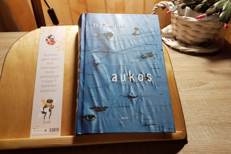 Šią knygą, ko gero, Daiva jau perskaitė ir grąžino bibliotekai.<br>Asmeninio archyvo nuotr.