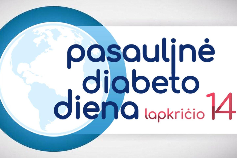 Mėlynas ratas reiškia, kad pasaulinė diabeto bendruomenė turi vienytis kovoje su diabetu.
