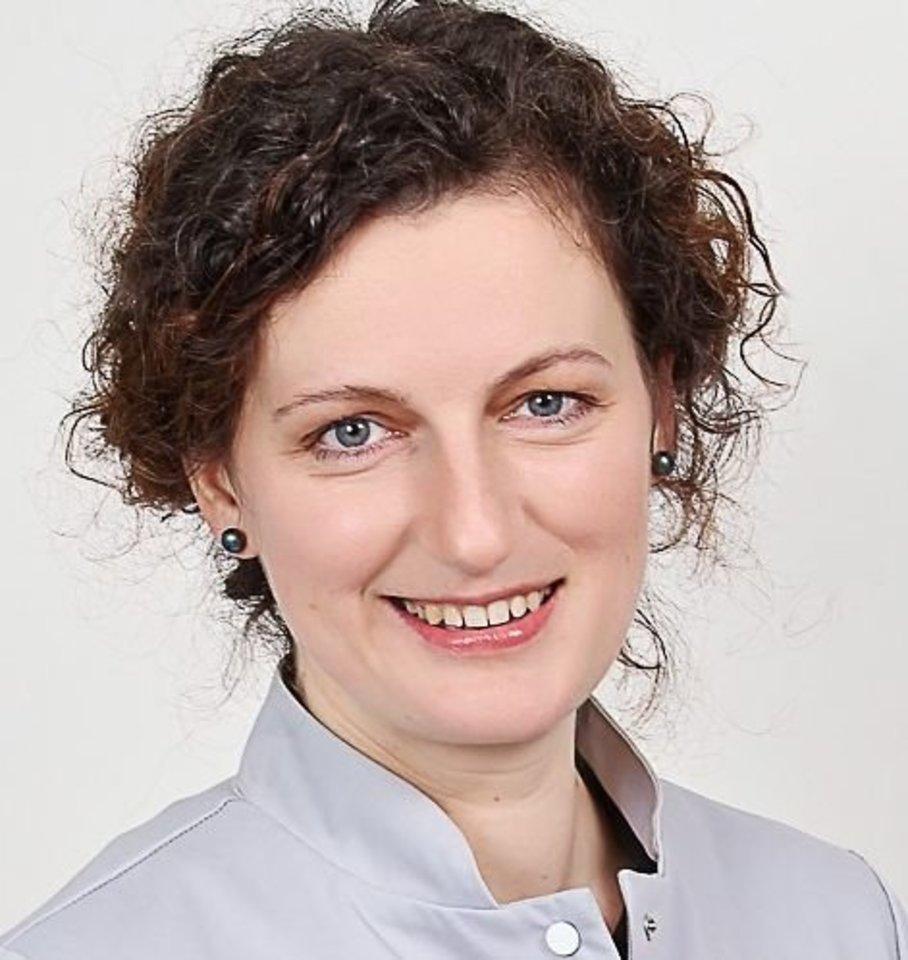 Medicinos mokslų daktarė, gydytoja endokrinologė Miglė Francaitė - Daugėlienė.