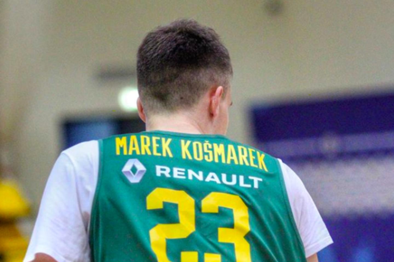 Marekas Blaževičius pasirašė trejų metų sutartį,