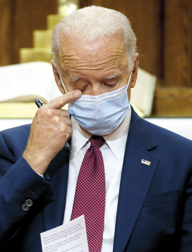 Kalbėdamas apie sūnų prezidentas dažnai nesulaiko ašarų.<br>Scanpix nuotr.