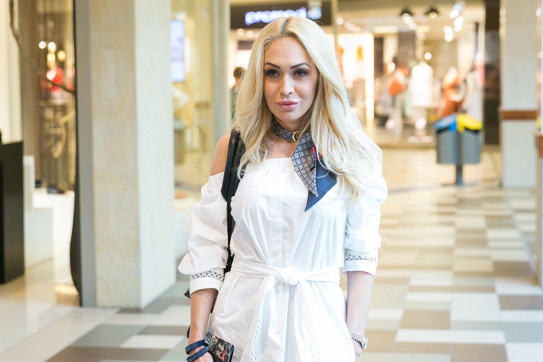 Oksana Pikul-Jasaitienė.<br>LR archyvo nuotr.