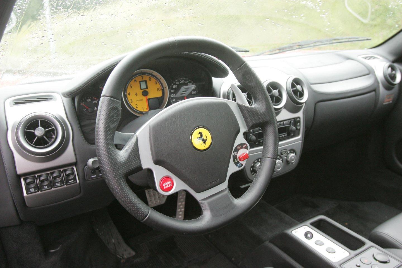 """Italijos automobilių gamintojas """"Ferrari"""" vargu, ar kada nors gamins elektromobilius.<br>A.Barzdžiaus nuotr."""