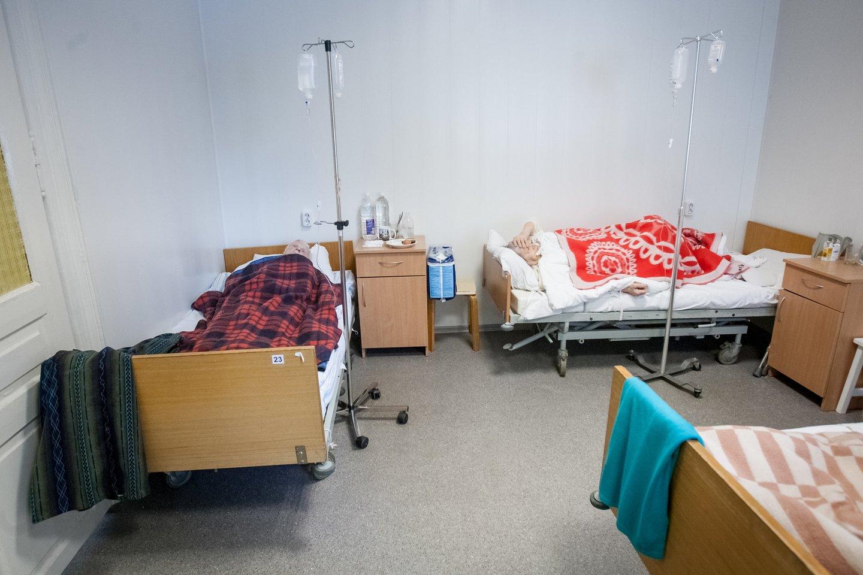 viešai parduodamos ligoninių sistemos