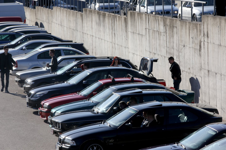 Nors automobilių saugos priemonės tampa vis pažangesnės, jomis užkirsti kelią ilgapirščiams visgi pavyksta ne visada.<br>R.Danisevičiaus nuotr.
