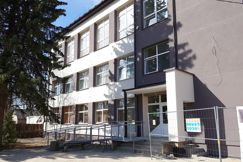 Renovuotame Joniškio rajono policijos komisariato pastate įsikūrusi ir prokuratūra.<br>Šiaulių AVPK nuotr.