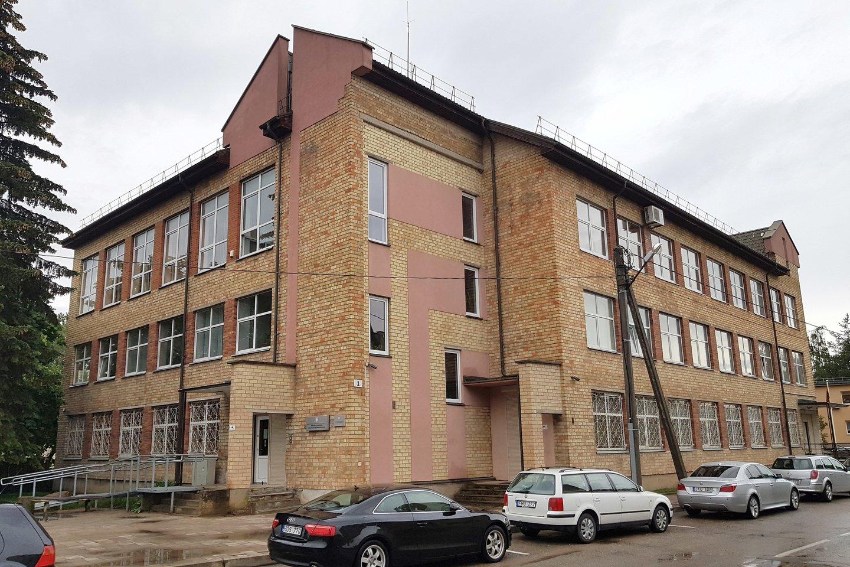 Taip Joniškio rajono policijos komisariatas atrodė prieš renovaciją.<br>Šiaulių AVPK nuotr.