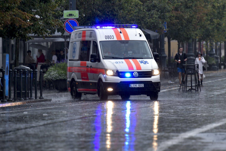 35 metų vyro gyvybė užgeso vos kelios valandos po to, kai jis buvo išrašytas iš ligoninės.<br>V.Ščiavinsko nuotr.