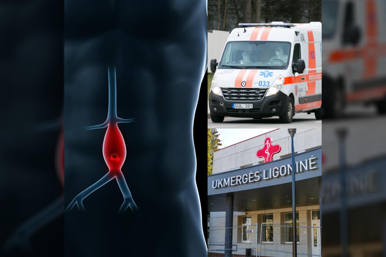 35 metų vyro gyvybė užgeso vos kelios valandos po to, kai jis buvo išrašytas iš ligoninės.<br>lrytas.lt koliažas