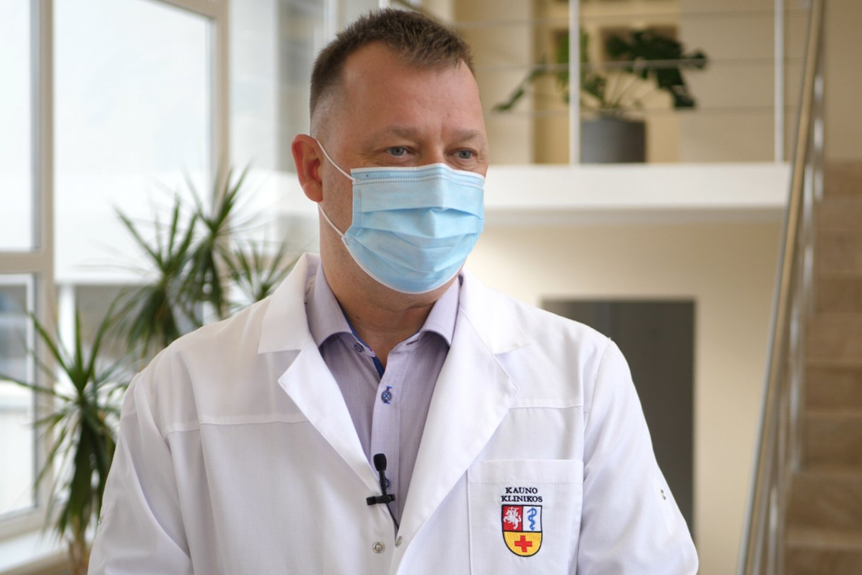 Marius Žemaitis.