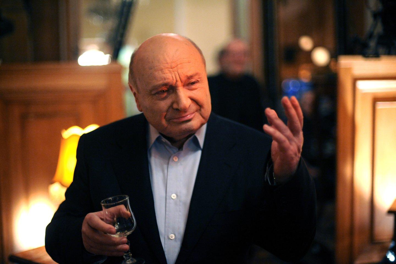 """M.Žvaneckis buvo vadinamas romantiškiausiu filosofu.<br>ITAR-TAS /""""Scanpix"""" nuotr."""