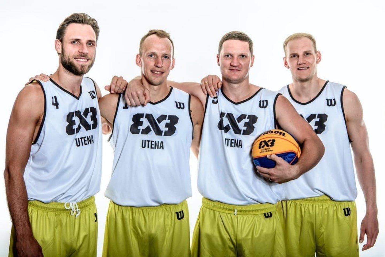 """Utenos """"Juventus"""" ekipa žaidžia turnyre Dohoje<br>FIBA nuotr."""