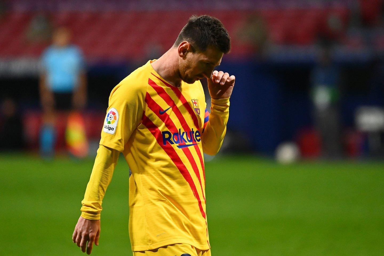 "Lionelis Messi su ""Barcelona"" neranda pergalių formulės.<br>AFP/Scanipx.com nuotr."