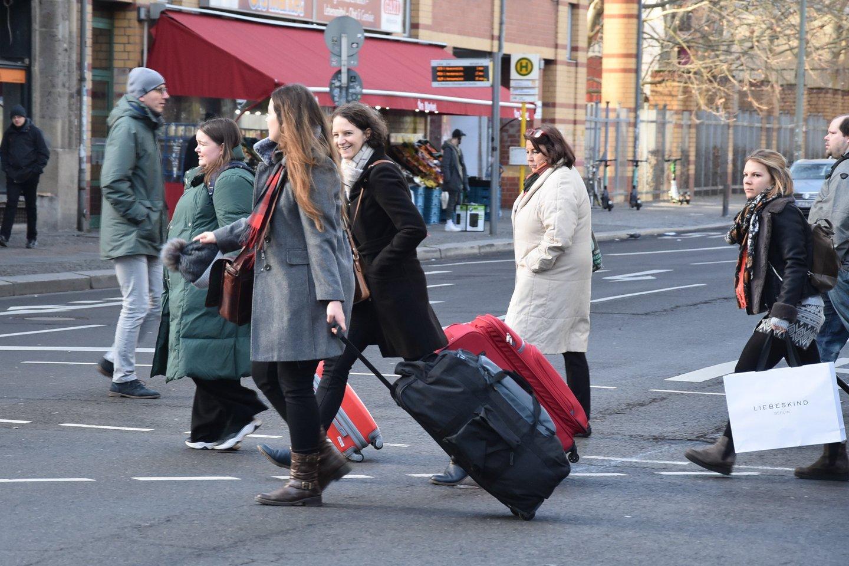 Jungtinei Karalystei pabranginus studijas vis daugiau studentų dairosi į Kanadą.